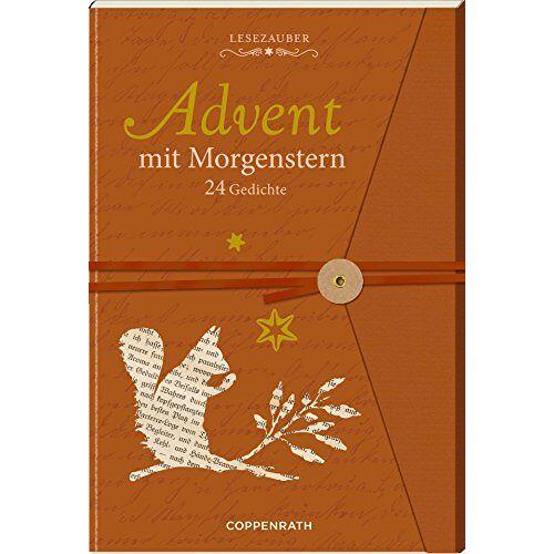 Christian Morgenstern - Briefbuch - Advent mit Morgenstern: 24 Gedichte - Preis vom 14.06.2021 04:47:09 h