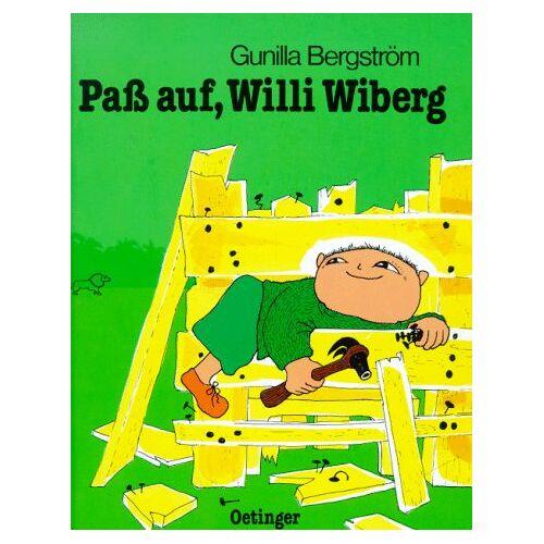 Gunilla Bergström - Paß auf, Willi Wiberg - Preis vom 23.07.2021 04:48:01 h