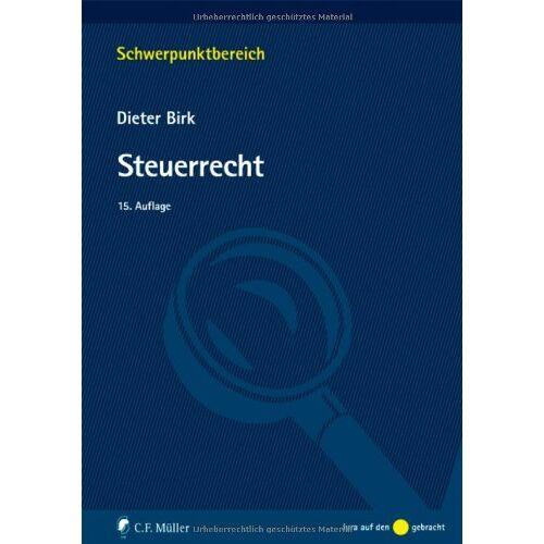 Dieter Birk - Steuerrecht - Preis vom 17.05.2021 04:44:08 h