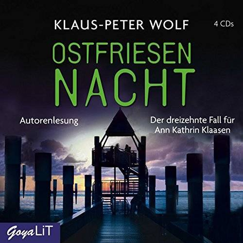 Klaus-Peter Wolf - Ostfriesennacht (Ostfriesenkrimi) - Preis vom 28.07.2021 04:47:08 h