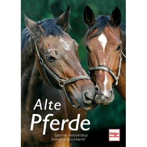 Sabine Heüveldop - Alte Pferde - Preis vom 12.06.2021 04:48:00 h