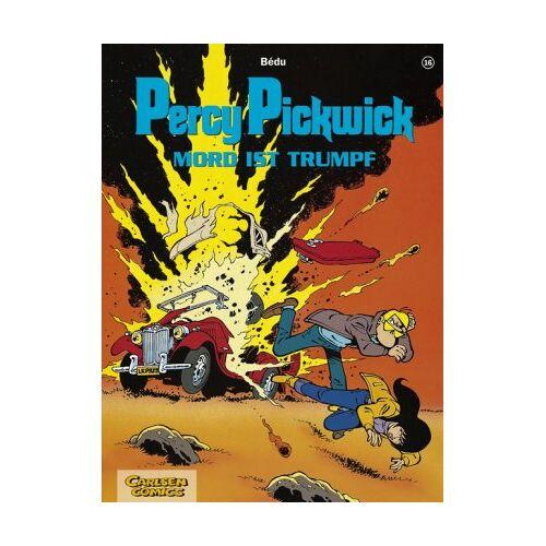 Turk - Percy Pickwick, Bd.16, Mord ist Trumpf - Preis vom 22.06.2021 04:48:15 h