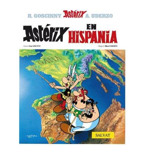 René Goscinny - Asterix Spanische Ausgabe 14. Asterix en Hispania. - Preis vom 19.06.2021 04:48:54 h