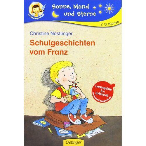 Christine Nöstlinger - Schulgeschichten vom Franz - Preis vom 21.06.2021 04:48:19 h
