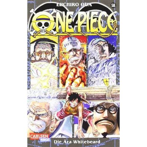 Eiichiro Oda - One Piece, Band 58: Die Ära Whitebeard - Preis vom 19.06.2021 04:48:54 h