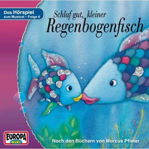 der Regenbogenfisch - 06/Schlaf Gut,Kleiner Regenbogenfisch - Preis vom 12.06.2021 04:48:00 h