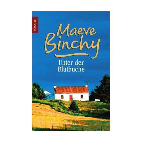 Maeve Binchy - Unter der Blutbuche - Preis vom 13.06.2021 04:45:58 h