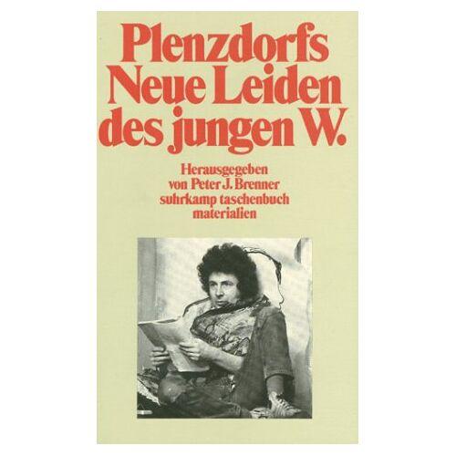 Ulrich Plenzdorf - Plenzdorfs Neue Leiden des jungen W. - Preis vom 09.06.2021 04:47:15 h