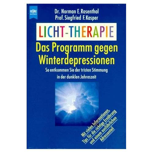 Norman Licht- Therapie. Das Programm gegen Winterdepressionen. - Preis vom 10.09.2021 04:52:31 h