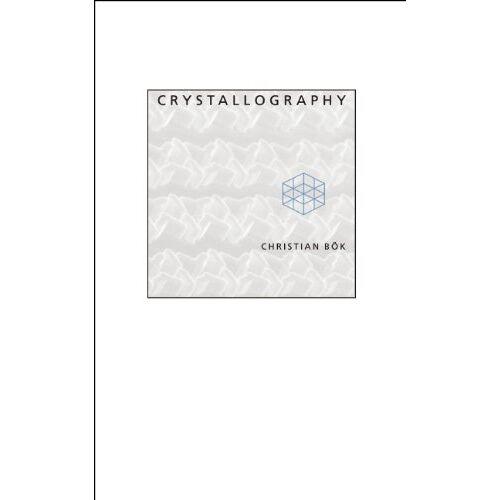 Christian Bok - Crystallography - Preis vom 30.07.2021 04:46:10 h