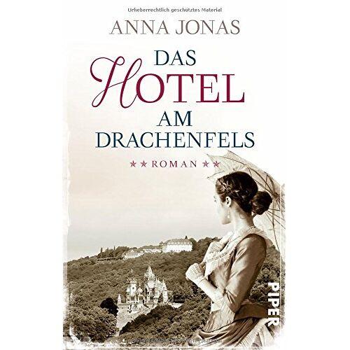 Anna Jonas - Das Hotel am Drachenfels: Roman (Hotel Hohenstein, Band 1) - Preis vom 01.08.2021 04:46:09 h