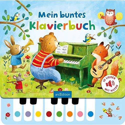 - Mein buntes Klavierbuch - Preis vom 19.06.2021 04:48:54 h
