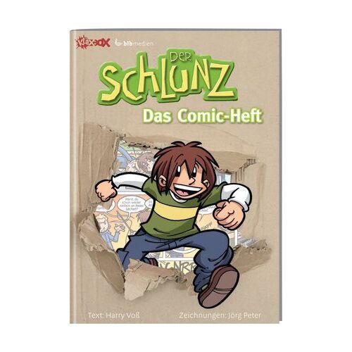 Harry Voß - Der Schlunz - Das Comic-Heft - Preis vom 17.06.2021 04:48:08 h