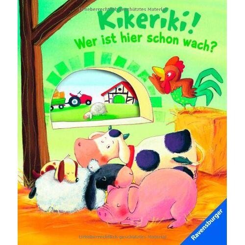 Hans-Christian Schmidt - Kikeriki! Wer ist hier schon wach? - Preis vom 19.06.2021 04:48:54 h