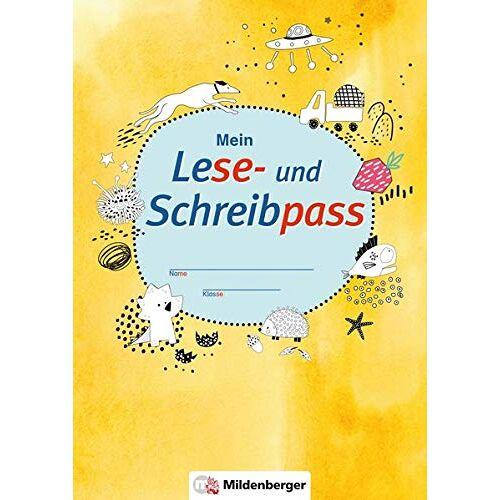 Mildenberger Verlag GmbH - Mein Lese- und Schreibpass - Preis vom 14.06.2021 04:47:09 h