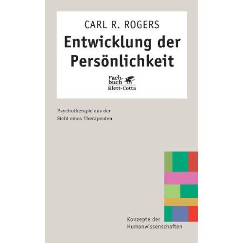 Rogers, Carl R. - Entwicklung der Persönlichkeit: Psychotherapie aus der Sicht eines Therapeuten - Preis vom 17.09.2021 04:57:06 h