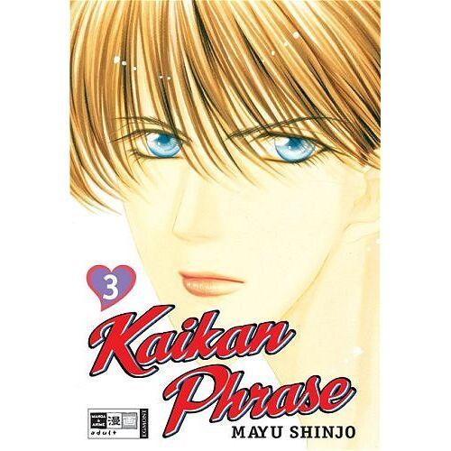 Mayu Shinjo - Kaikan Phrase 03: BD 3 - Preis vom 20.06.2021 04:47:58 h