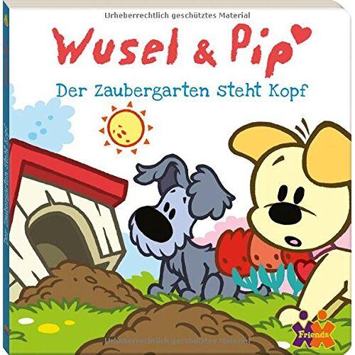 Friendz @ Kids und Concepts GmbH - Wusel & Pip. Der Zaubergarten steht Kopf - Preis vom 22.06.2021 04:48:15 h