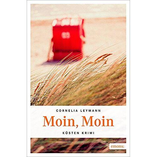 Cornelia Leymann - Moin, Moin - Preis vom 13.06.2021 04:45:58 h