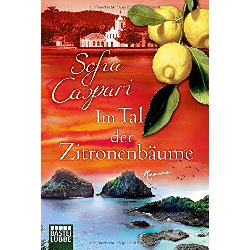 Sofia Caspari - Im Tal der Zitronenbäume: Roman - Preis vom 13.10.2021 04:51:42 h