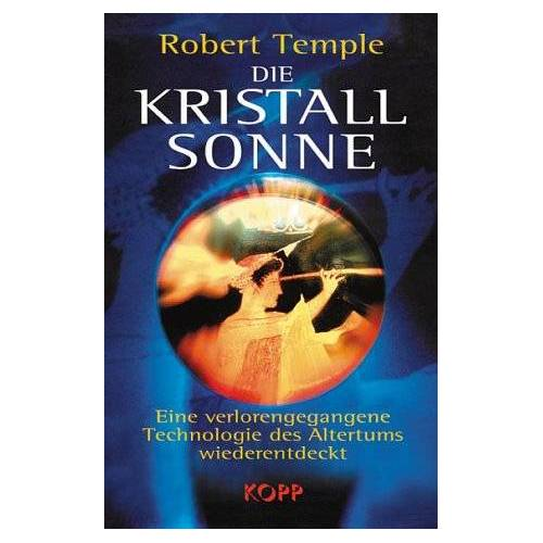 Temple, Robert K. G. - Die Kristall-Sonne - Preis vom 25.09.2021 04:52:29 h