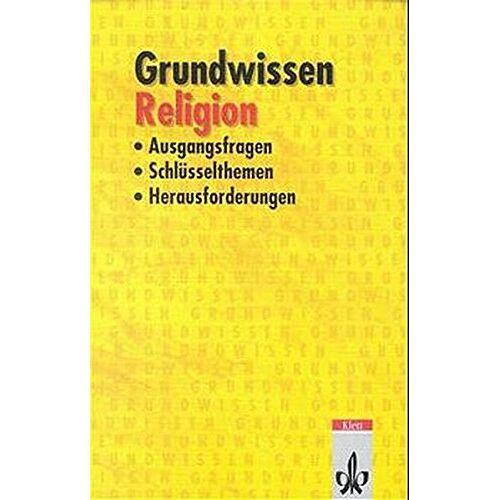 Richard Geisen - Religion: Klasse 9/10 (Grundwissen) - Preis vom 20.06.2021 04:47:58 h
