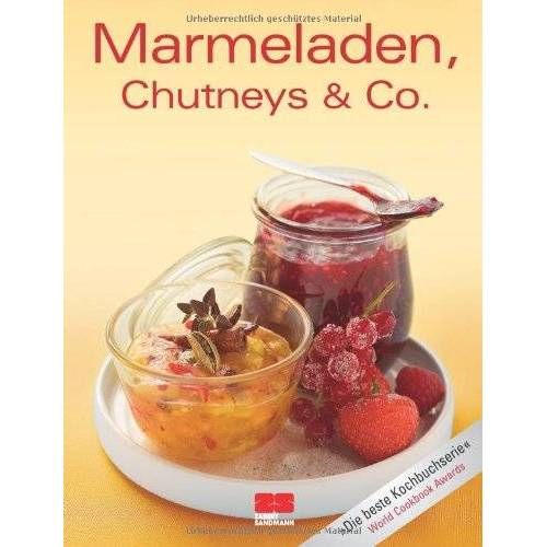 - Marmeladen, Chutneys & Co. - Preis vom 23.09.2021 04:56:55 h