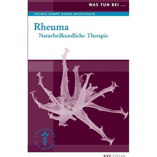 Thomas Rampp - Was tun bei Rheuma: Naturheilkundliche Therapie - Preis vom 30.07.2021 04:46:10 h