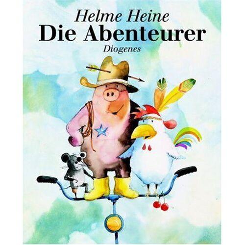 Helme Heine - Die Abenteurer - Preis vom 20.06.2021 04:47:58 h