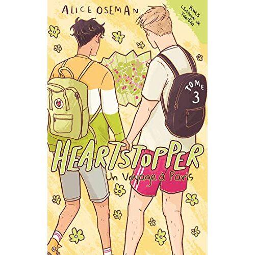 - Heartstopper - Tome 3 - Un voyage à Paris (Heartstopper (3)) - Preis vom 23.07.2021 04:48:01 h