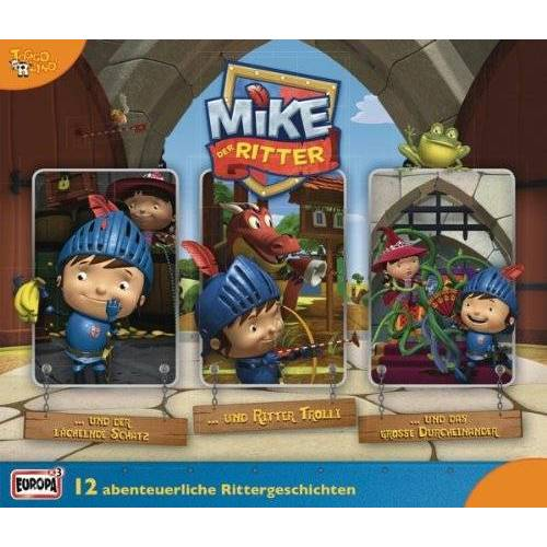 der Ritter Mike - Ritter-Box 1 - Preis vom 01.08.2021 04:46:09 h