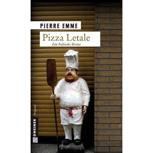 Pierre Emme - Pizza Letale: Palinskis elfter Fall - Preis vom 22.06.2021 04:48:15 h