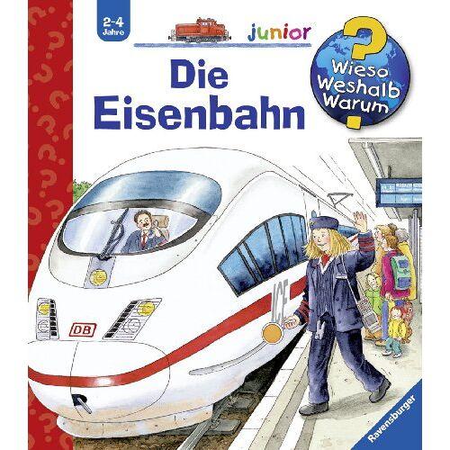 Andrea Erne - Wieso? Weshalb? Warum? - junior 9: Die Eisenbahn - Preis vom 13.09.2021 05:00:26 h