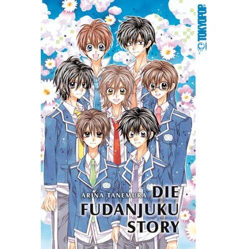 Arina Tanemura - Die Fudanjuku Story - Preis vom 17.06.2021 04:48:08 h