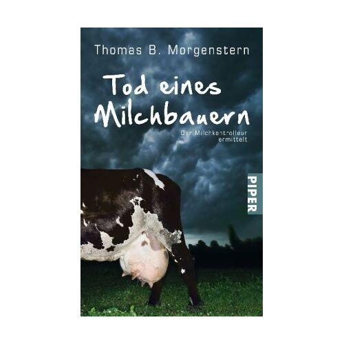 Morgenstern, Thomas B. - Tod eines Milchbauern - Preis vom 09.06.2021 04:47:15 h