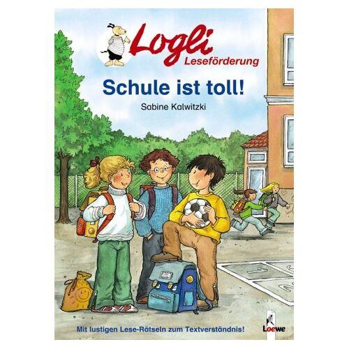 Sabine Kalwitzki - Schule ist toll! - Preis vom 16.06.2021 04:47:02 h