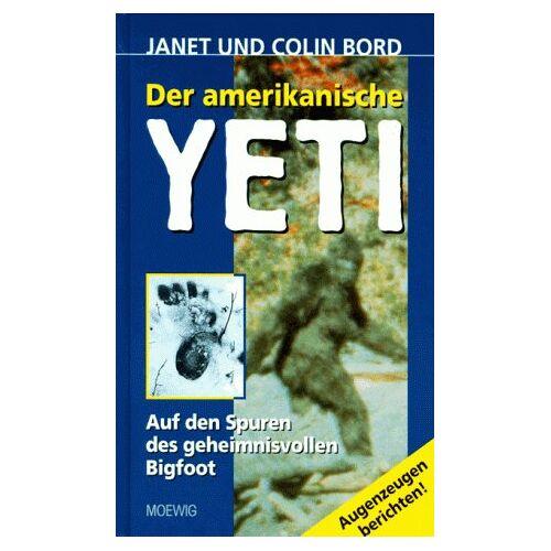 Janet Bord - Der amerikanische Yeti - Preis vom 22.09.2021 05:02:28 h