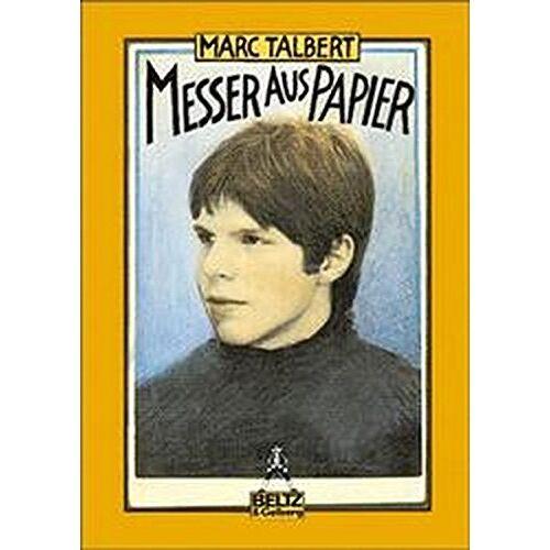 Marc Das Messer aus Papier (Gulliver) - Preis vom 03.05.2021 04:57:00 h