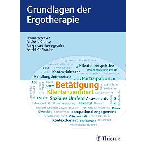 Mieke le Granse - Grundlagen der Ergotherapie - Preis vom 30.07.2021 04:46:10 h