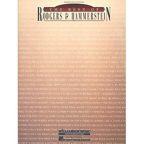 Various - The Best Of Rodgers And Hammerstein Pvg - Preis vom 03.05.2021 04:57:00 h
