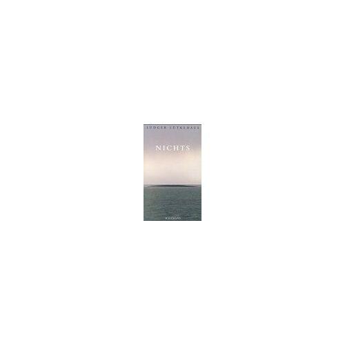 Ludger Lütkehaus - Nichts - Preis vom 16.05.2021 04:43:40 h