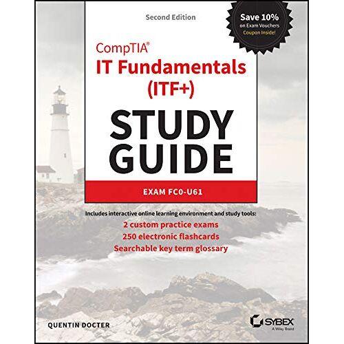 Quentin Docter - CompTIA IT Fundamentals (ITF+) Study Guide: Exam FC0-U61 - Preis vom 26.07.2021 04:48:14 h