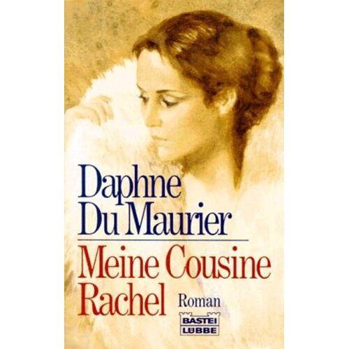 Daphne Du Maurier - Meine Cousine Rachel / Ein Kelch aus Kristall. Zwei Romane. - Preis vom 16.10.2021 04:56:05 h