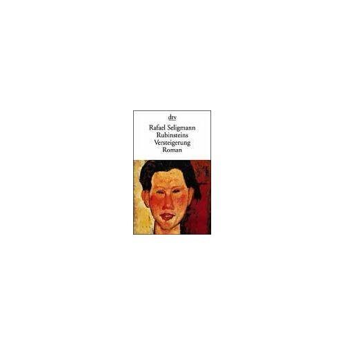 Rafael Seligmann - Rubinsteins Versteigerung. - Preis vom 20.06.2021 04:47:58 h