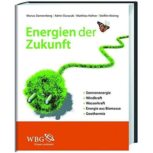 Steffen Kitzing - Energien der Zukunft: Sonne, Wind, Wasser, Biomasse, Geothermie - Preis vom 18.06.2021 04:47:54 h
