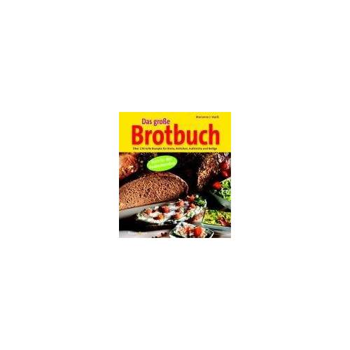 Voelk, Marianne J. - Das große Brotbuch - Preis vom 13.06.2021 04:45:58 h