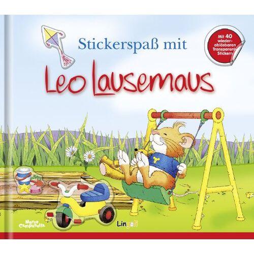 - Leo Lausemaus: Stickerspaß mit Leo Lausemaus - Preis vom 12.10.2021 04:55:55 h