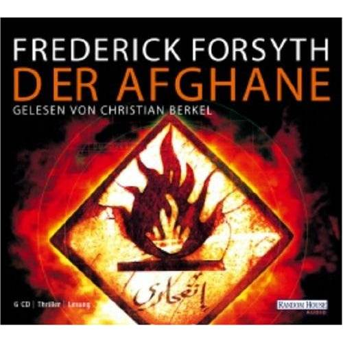 Frederick Forsyth - Der Afghane - Preis vom 22.06.2021 04:48:15 h