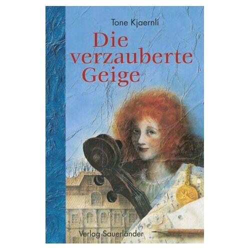 Tone Kjaernli - Die verzauberte Geige - Preis vom 21.06.2021 04:48:19 h