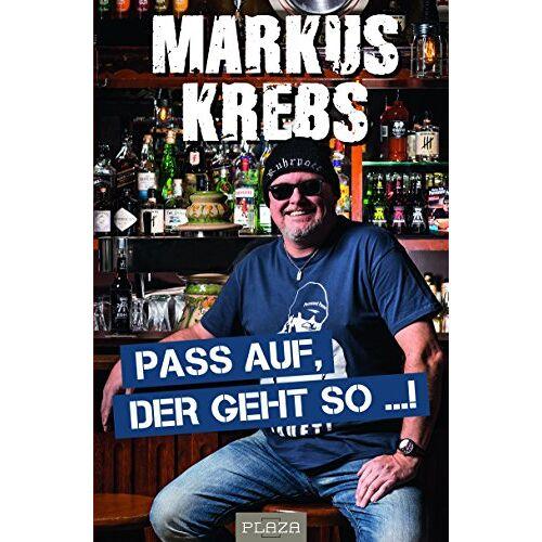 Markus Krebs - Pass auf, der geht so …!: Markus Krebs - seine besten Witze - Preis vom 22.06.2021 04:48:15 h